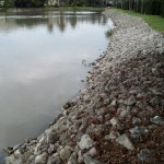 Lake Bank Stabilization - Fort Myers, FL